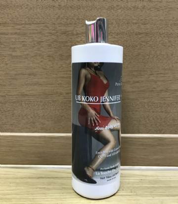 UB KOKO JENNIFER SEXY BODY LOTION PARIS COLLECTION - 473ml